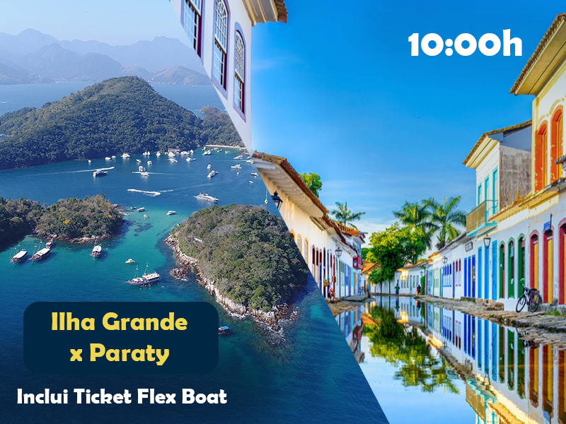 transfer ilha grande paraty 10 horas